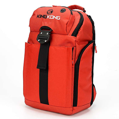 King Kong Mini Backpack Red - 3