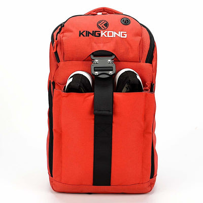 King Kong Mini Backpack Red - 5