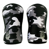 Bear Komplex Black Camo Knee Sleeves