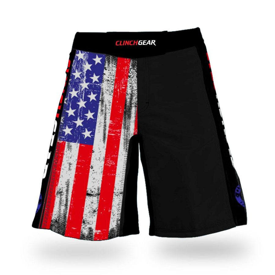Clinch Gear Crossover 3 Men's Shorts Patriot