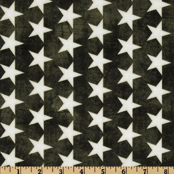 Train Dirty Army Stars Wrist Wraps - 1