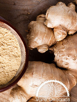 Ginger Spice -PG Free - USDA Certified Organic