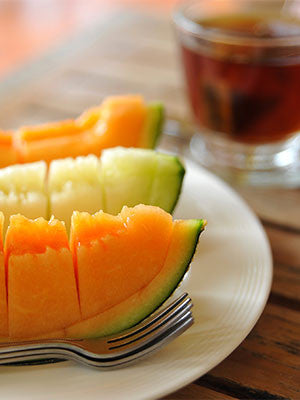 Melon + Tea -PG Free- USDA Certified Organic