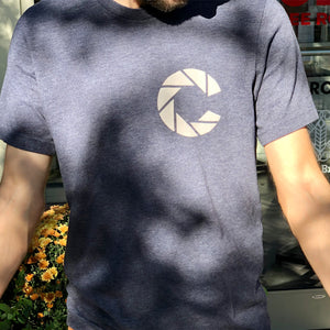 Color Coffee Roasters logo'd tee shirt
