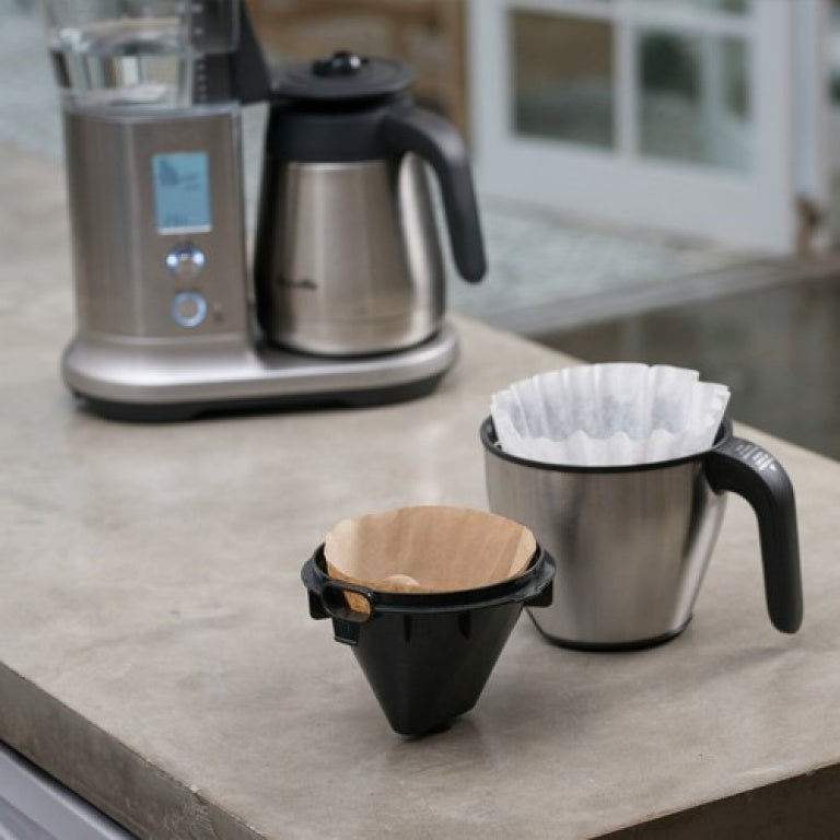 Breville Precision Brewer, Dual Coffee Filter System