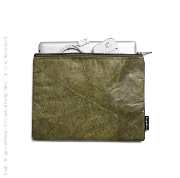 Eco Leaf Tablet Pouch
