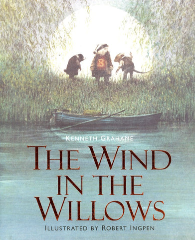 Wind in the Willows (Sterling Illustrated Classics)