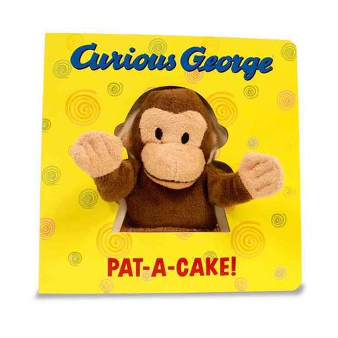 Curious George Pat-a-Cake Book