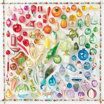 Rainbow Ornaments Puzzle