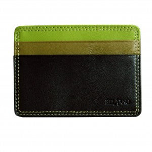 Belarno Leather Flat Card Case