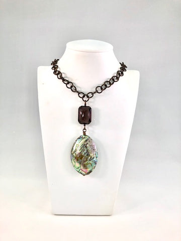 Abalone Necklace