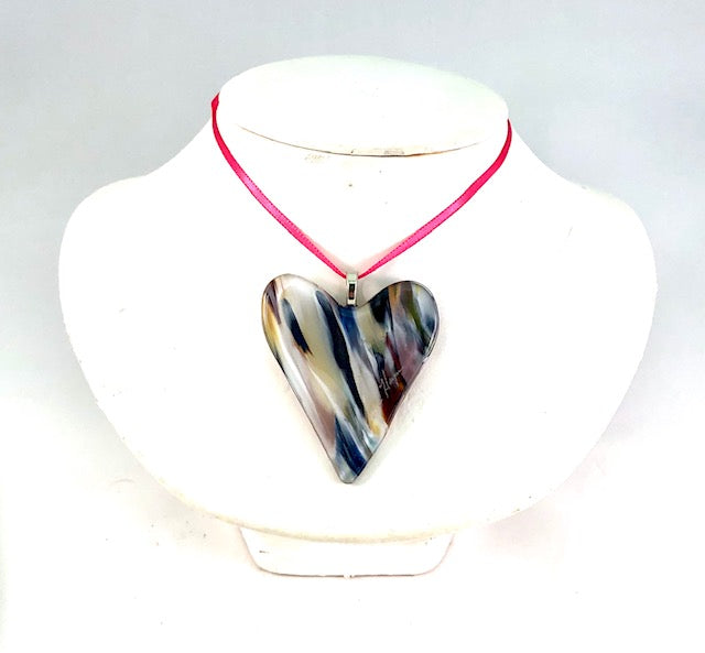 James Hayes Heart Pendant