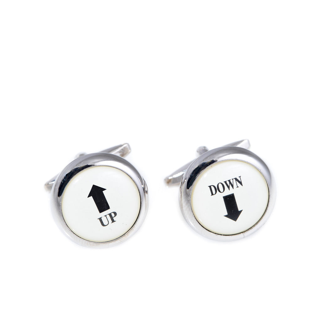 Up & Down Cufflinks
