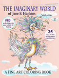 Jane Hankins Coloring Book