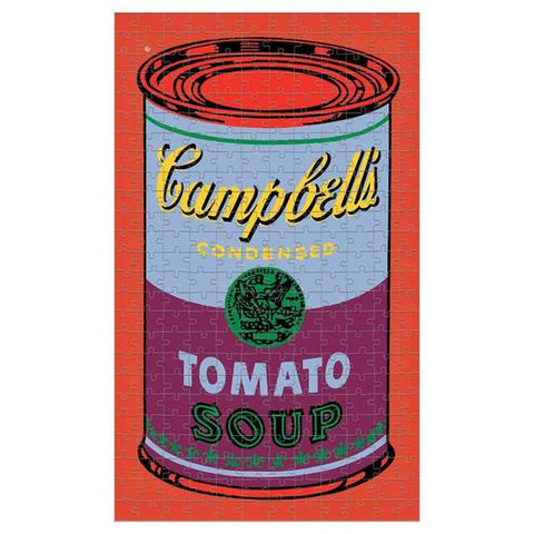 Andy Warhol Campbell's Soup Puzzle