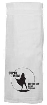 SUPER MOM FLOUR SACK HANG TIGHT TOWEL®