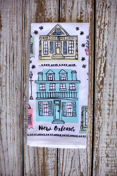 Creole Cottages Kitchen Towel
