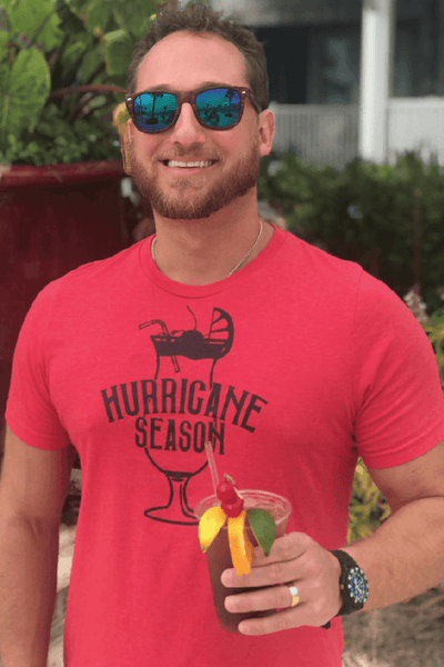 *Hurricane Season Uni-Sex T-Shirt