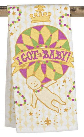 Kitchen Towel – I Got the Baby!