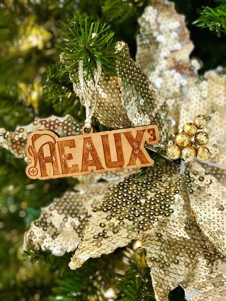 Holiday Ornaments - Heaux3