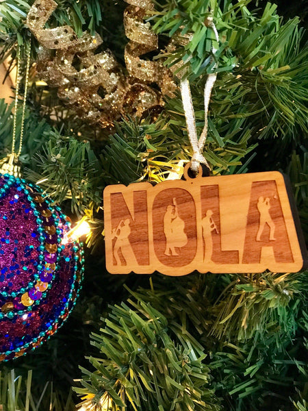 Holiday Ornaments - NOLA Jazzy Guys