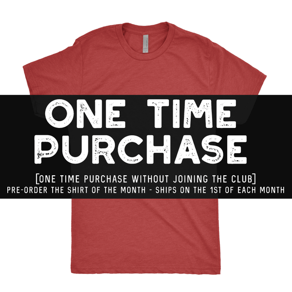 One Time Purchase - Without Joining the Club