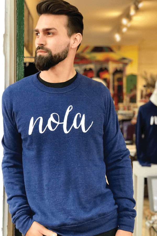 NOLA Signature Sweatshirt