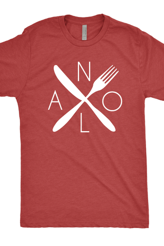 Fork & Knife NOLA T-Shirt