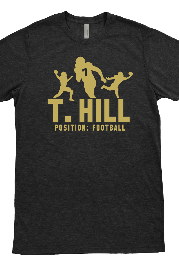 Taysom Hill: Football Shirt