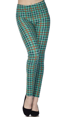 St. Patrick's Day Leggings