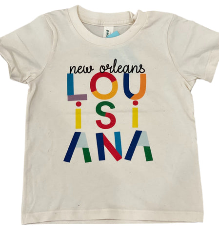 New Orleans, Louisiana Toddler T-Shirt