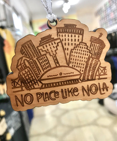Ornaments - No Place Like NOLA