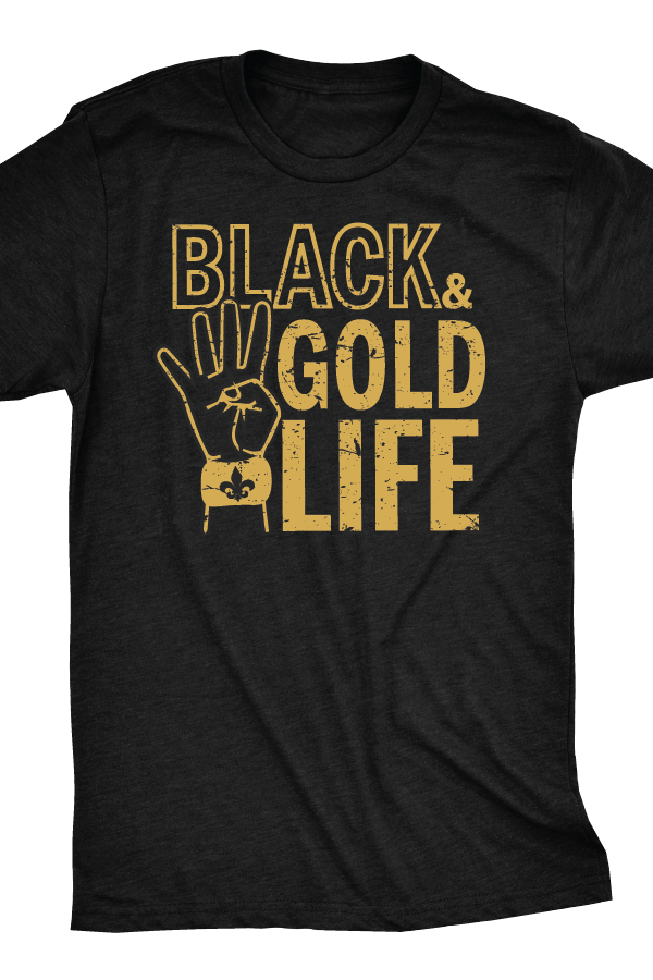 **Black & Gold 4 Life - AUG 2019