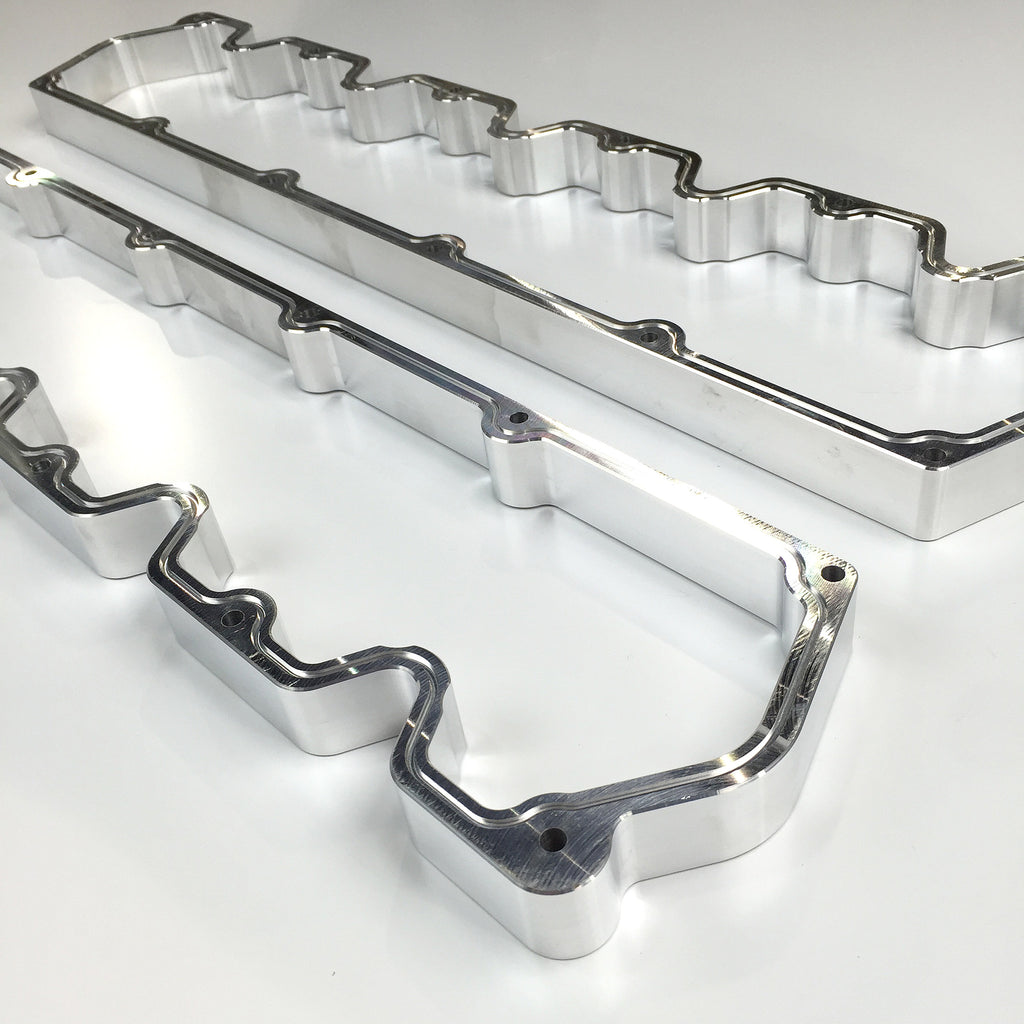 Billet Aluminum Valve Cover Spacers for SRT V10 Gen 4/5 Engines