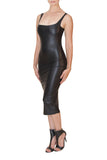 Avenue Faux Leather Dress