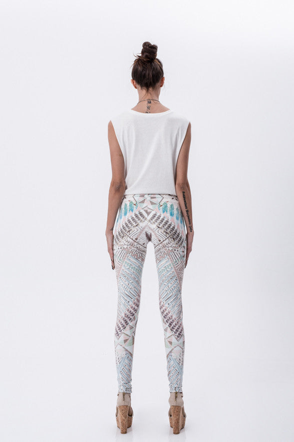 Milky Mark Leggings