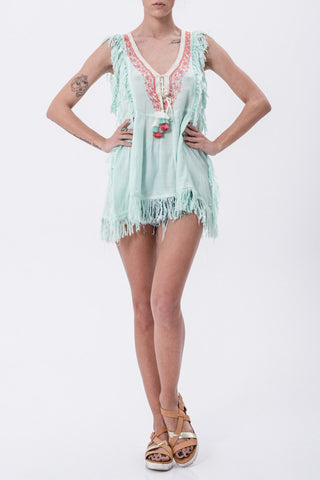 Sykia Twist Playsuit