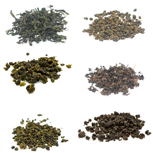 Taiwan Oolong Sampler - 2019 Collection