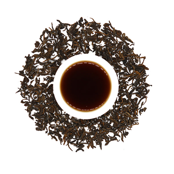 Old Tree Imperial 10 Year Shu Pu-erh