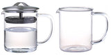 Tea Master - Glass Pot with Strainer