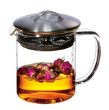 Tea Master - Glass Pot with Strainer WS