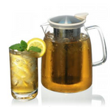 Mist Iced Tea Jug, Large with Basket