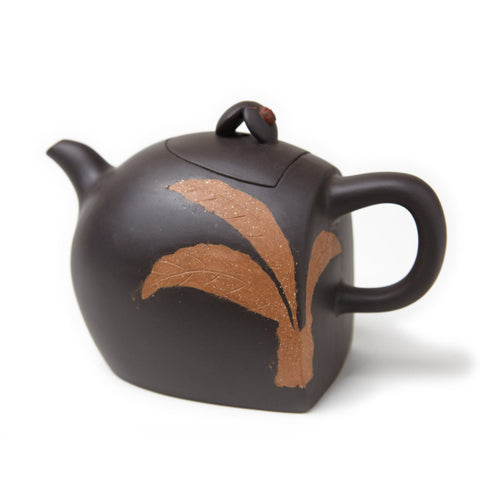 Palm Leaf 10oz Teapot