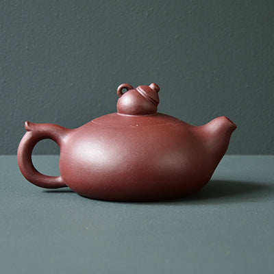 Double Vessel Yixing Teapot