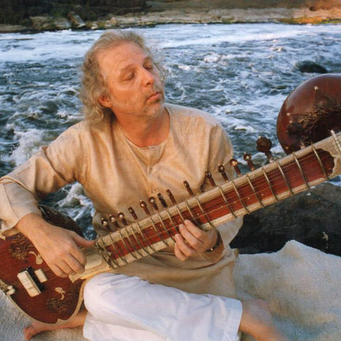 UPCOMING: Live Sitar with Antar Blue: September 24th