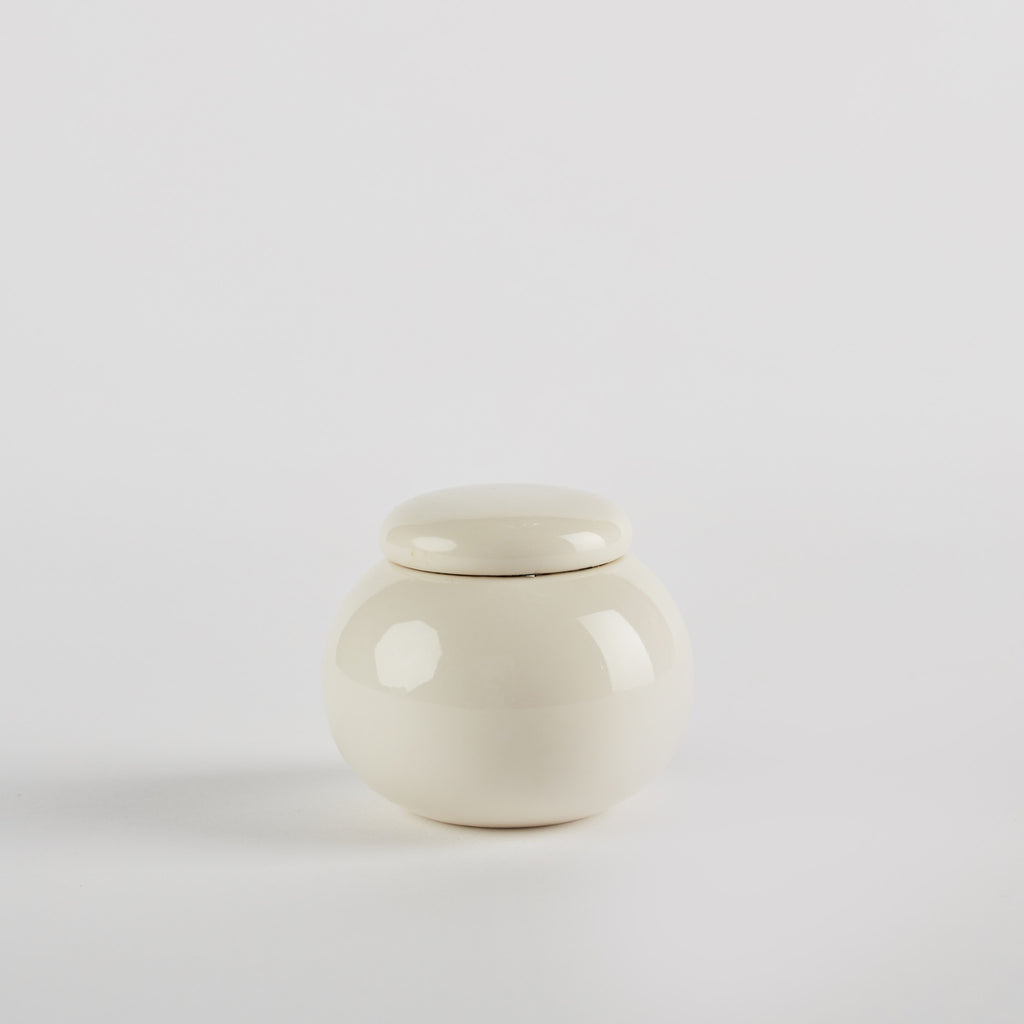 Ceramic Bubble Storage Jar