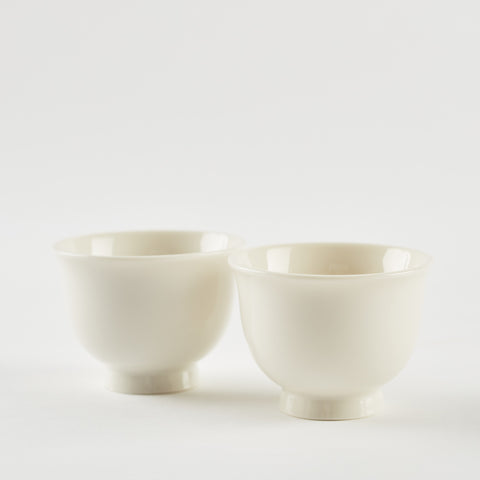 Fluted Tea Cups