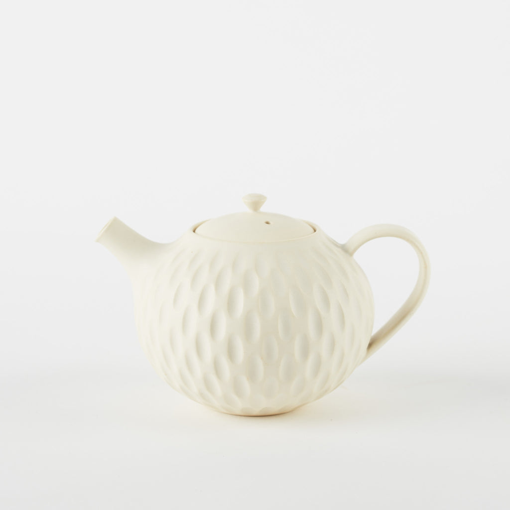 Chrysanthemum Ceramic Teapot