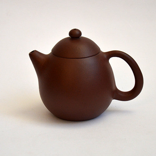 Yixing Pear Shaped Teapot
