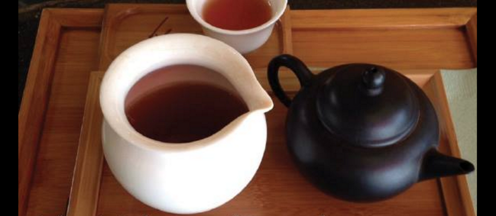 PAST: Pu-erh Tasting Party 2016